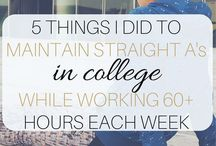 College and Back to School