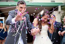 Weddings - Tosses and Send Offs