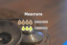 Ätherische Öle / Essential Oils können mehr als nur gut riechen. Anwendungstipps mit Ätherischen Ölen.