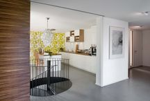 Unsere Arbeiten / Umbau Bochum eines Einfamilienhaus. Malerarbeiten wurden von uns durchgeführt.
