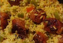 riz al'espagnole au chorizo