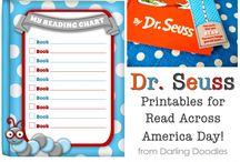 Dr. Seuss Week / by Julie Krieger