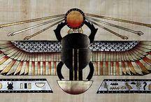 For Ben / Wings Eagles scorpions alchemy egypt Greek