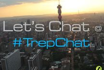 #TrepChat / Highlights of our new Social focus, #TrepChat Check out Twitter and GooglePlus for more #TrepChat
