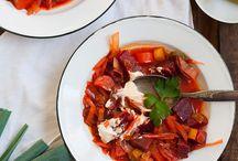 Borschtsch Rezepte // Borscht Recipes
