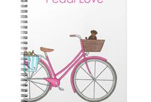 Pedal Love Journals