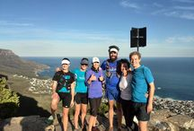Table Mountain Trail Run / Enjoy a challenging trail run on one of the World's Seven Natural Wonders.  www.runcapetown.co.za