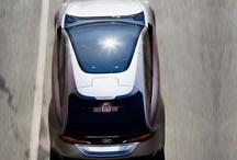 Hyundai i ioniq Concept 2012 / More Info www.Mofler.com