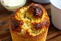 Рецепты-хлеб, плюшки, булки