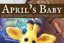 Crochet: BOOKMARKS