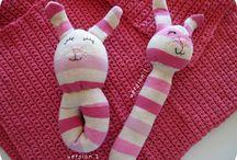 Sewing stuffed toys / by Jennifer Peterson