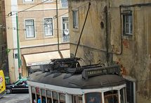 Trams du monde