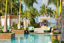 July Honeymoon Destinations / According to the travel experts, the best destinations for a July Honeymoon are Aruba, Antigua and Barbuda, the Dominican Republic, Italy, Greece and Malta and Tanzania, Kenya and Mauritius.