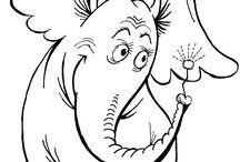 Dr. Seuss / by Mrs. Walker