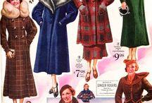 Vintage outerwear