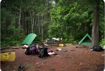Camping In Canada & USA / Places I've camped at or plan on camping at with my family