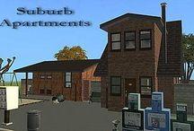 Sims - Modern - Apartments