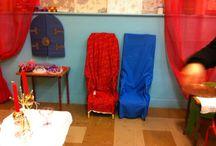 École : espaces, aménagement classe