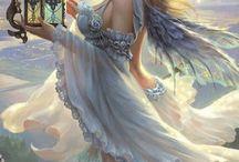 Fantasy / Alver, trollmenn, fønikser osv.