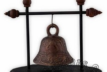Chinese Gongs, Temple Bells, Gong and Mallets / by Asian Ideas