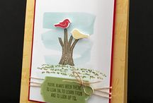 Just Because Cards / To see Just Because cards that I create using Stampin' Up! products, visit my blog www.simplestampin.com Susan Itell, Independent Stampin' Up! Demonstrator