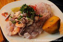 Peruvian Cuisine / Ingredienti e ricette peruviane