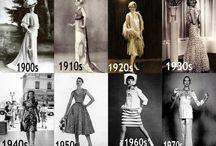 Tøj over tiden