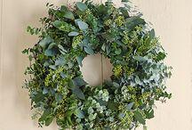Kränze/ wreath