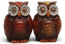 Owls / by Emily Gregory