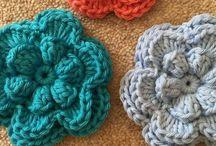 Croche-Flores ✿⊰ ♥