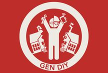 """GenDIY / Young people are taking control of their own pathway to careers, college and contribution. Powered by digital learning, """"GenDIY"""" is combatting unemployment and the rising costs of earning a degree by seeking alternative pathways to find or create jobs they love."""