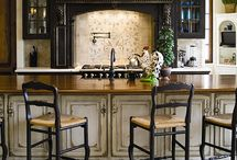 Kitchens and Pantries / beautiful kitchens / by Renée