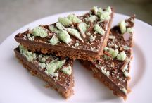 peppermint slice