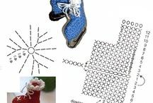 szydełko BN-różne(wzory)