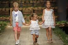 Kids catwalk
