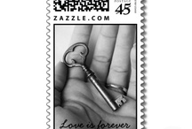 Forever Stamps / Perpetual stamp that never expires or decline value / by Joy Galeany