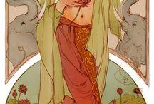 Goddess Lakshmi / by Asiaya