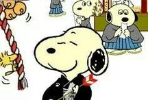 For the love of Snoopy / by Carolyn Reed Cate