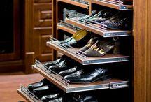 cipőtároló