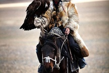 Turkic (Central Asia) / by Stivaly Darian Arenas