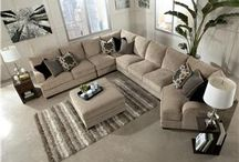 All Sorts of Sectionals / by Pedigo Furniture