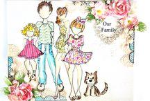 Prima Doll family