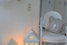 Lichtjes huisjes