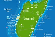 Cozumel Island / Isla Cozumel / We LOVE Cozumel Island, and once you get to know it, you will love it too! / Nos encanta Isla Cozumel, y una vez que la conozca, ¡tú también la amarás!