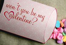 Won't you be my Valentine? / by Jennifer Horton
