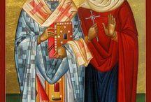 Οι Άγιοι Ζηνόβιος και Ζηνοβία, αυτάδελφοι