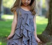 Little Girl's Fall/Winter Wardrobe