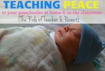 learning and teaching peace