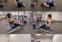 Workouts|Back&Shoulders / by Whitlie James