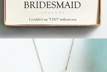 All things Bridsmaids / Bride's helpers